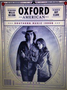 Oxford American music cover