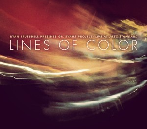 Lines of Color cover