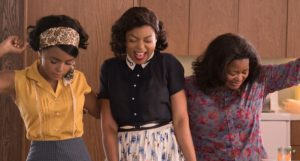 Hidden Figures Trio