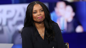 Bristol, CT - April 20, 2017 - Studio X: Jemele Hill on the set of SC6 with Michael and Jemele (Photo by Allen Kee / ESPN Images)